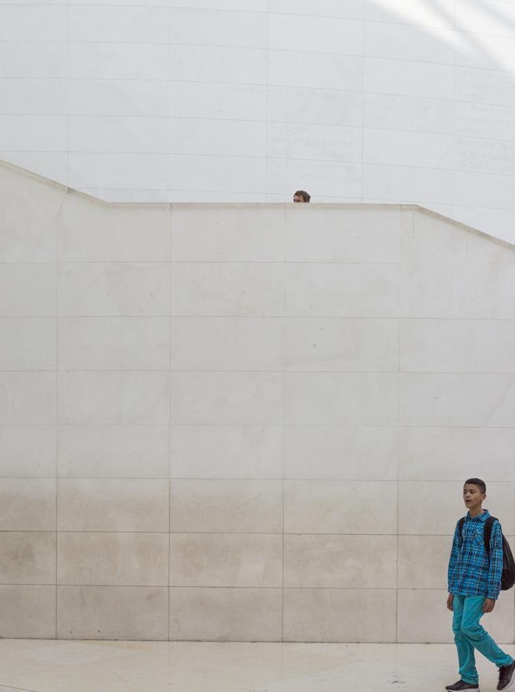 British museum - shapes